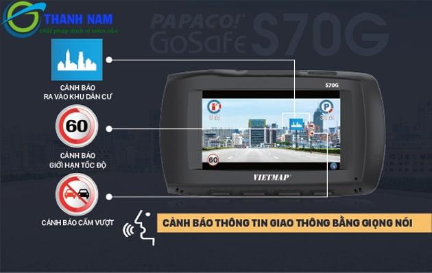 camera hành trình ô tô cảnh báo giao thông thông minh 2019
