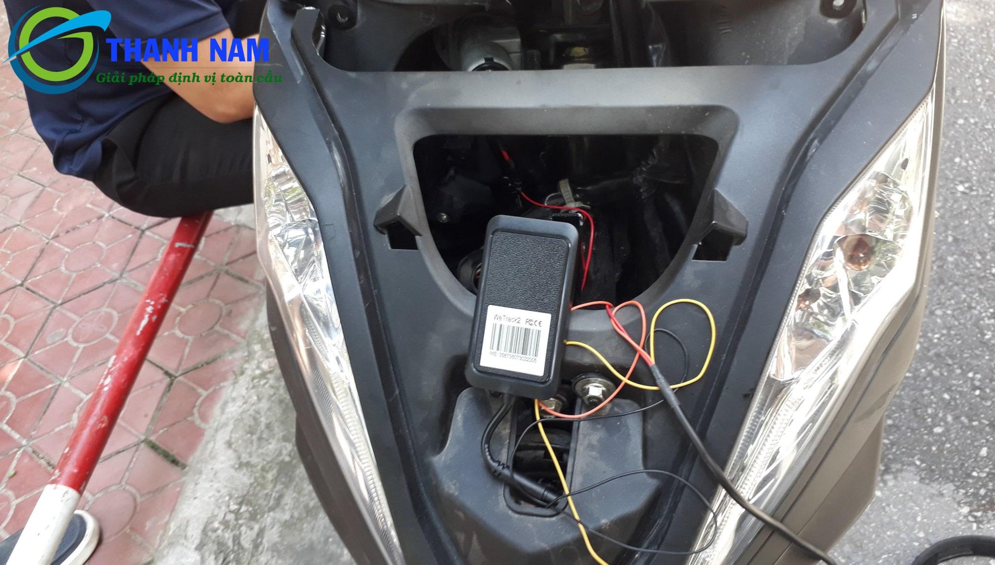 địa chỉ lắp thiết bị định vị xe máy uy tín tại Đà Nẵng