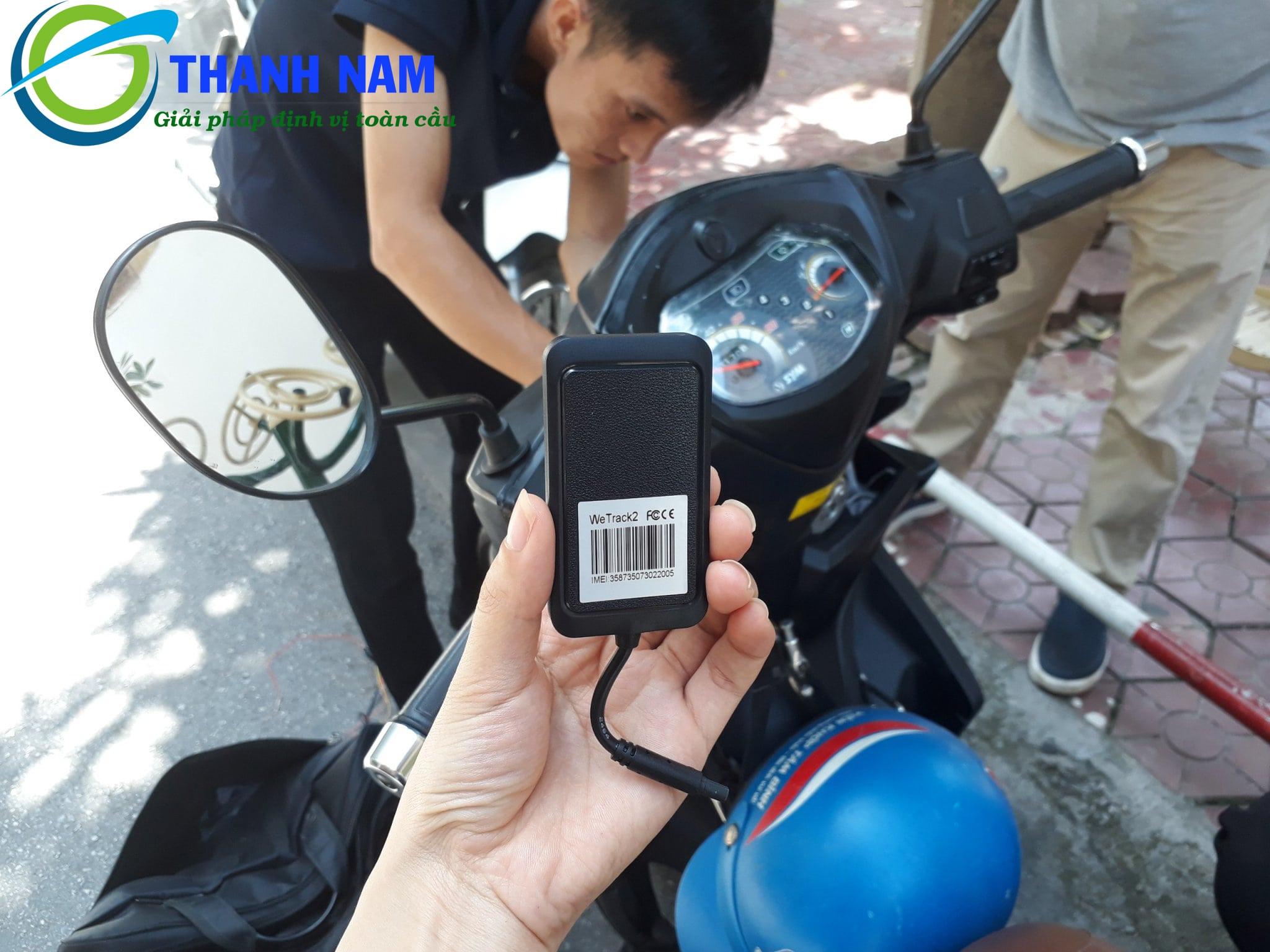 địa chỉ lắp thiết bị định vị xe máy tại hà nội uy tín - chính hãng