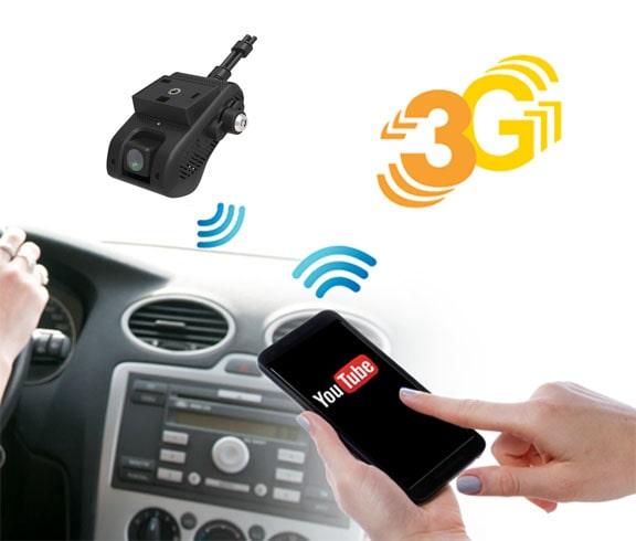 kết nối wifi, 4g giải trí online với JC200