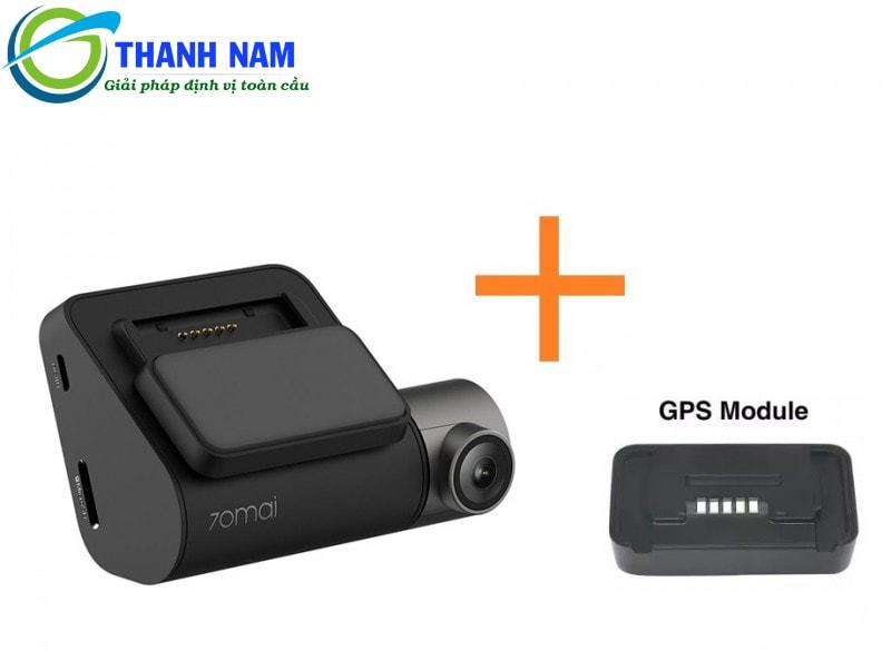 camera hành trình Xiaomi tích hợp GPS