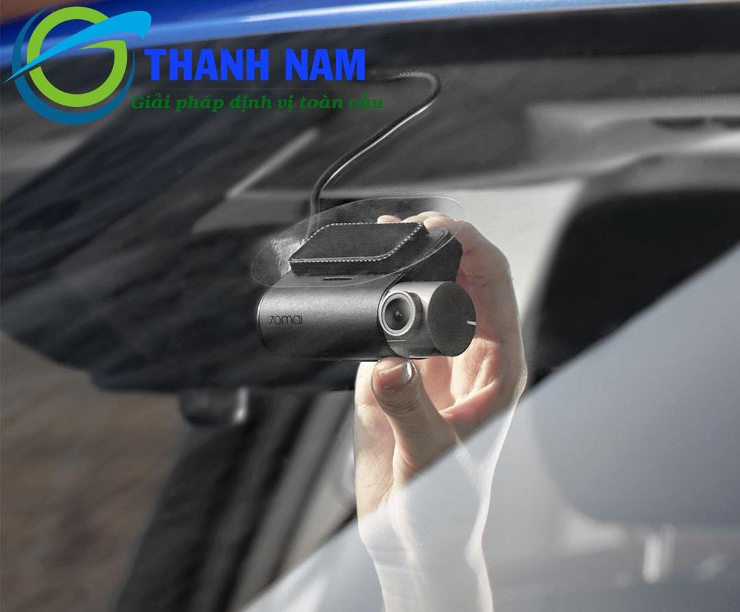 chế độ giám sát đậu xe 24/24 của 70mai pro bản quốc tế