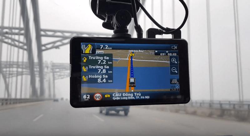 camera hành trình dẫn đường vietmap a50