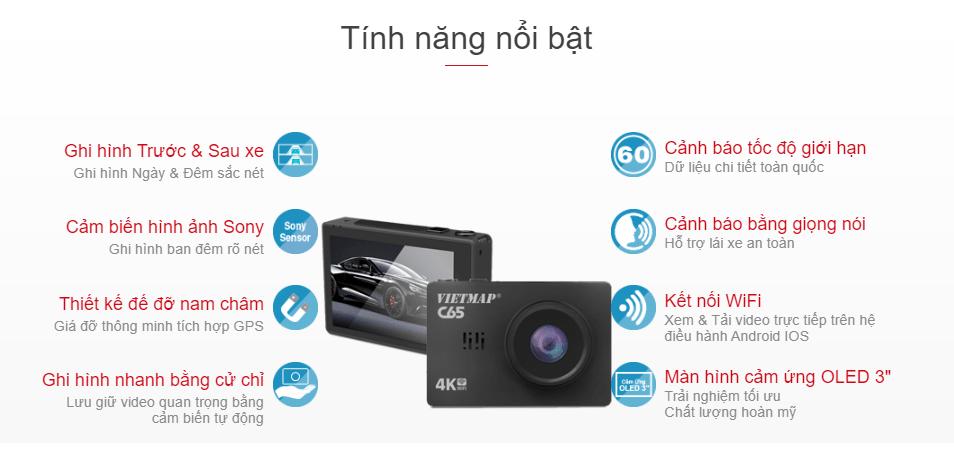 lắp đặt camera hành trình chính hãng vietmap tại thành nam gps
