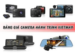 Bảng giá camera hành trình Vietmap