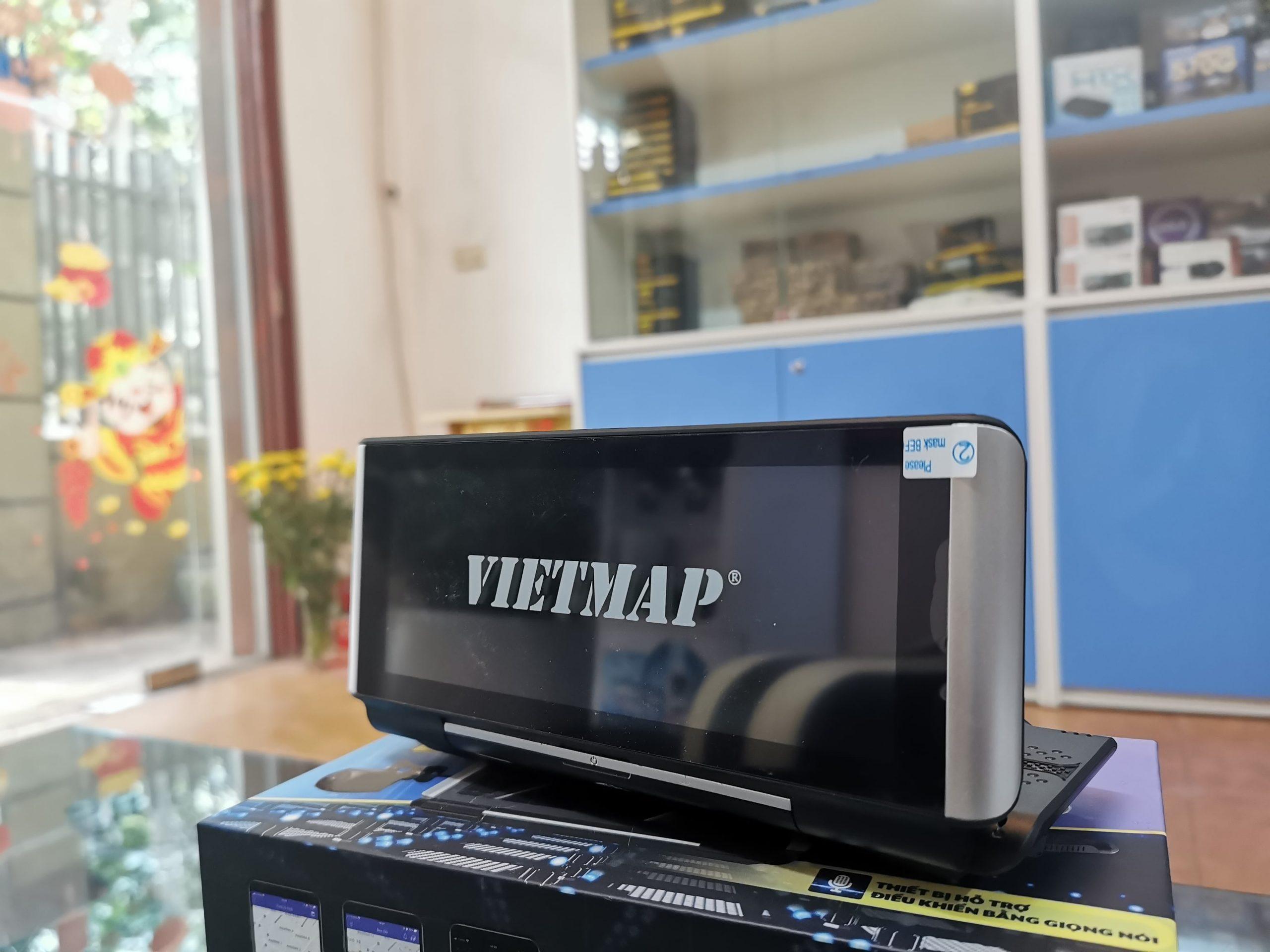 vietmap d22 chính hãng - bảng giá camera hành trình vietmap năm 2021
