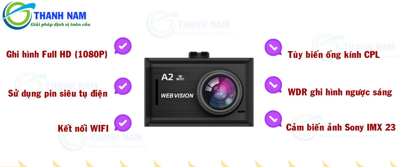 bảng giá camear hành trình webvision mới nhất
