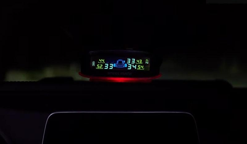 STEELMATE TP-S10i cảnh báo áp suất lốp thông minh