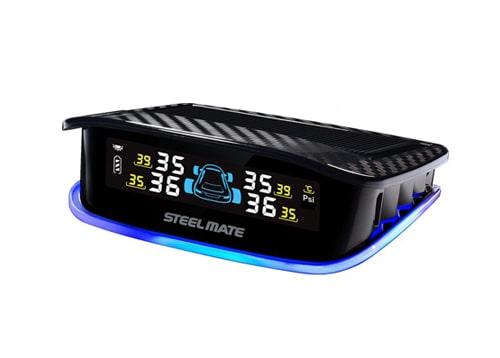 máy đo cảm biến áp suất lốp steelmate s10i