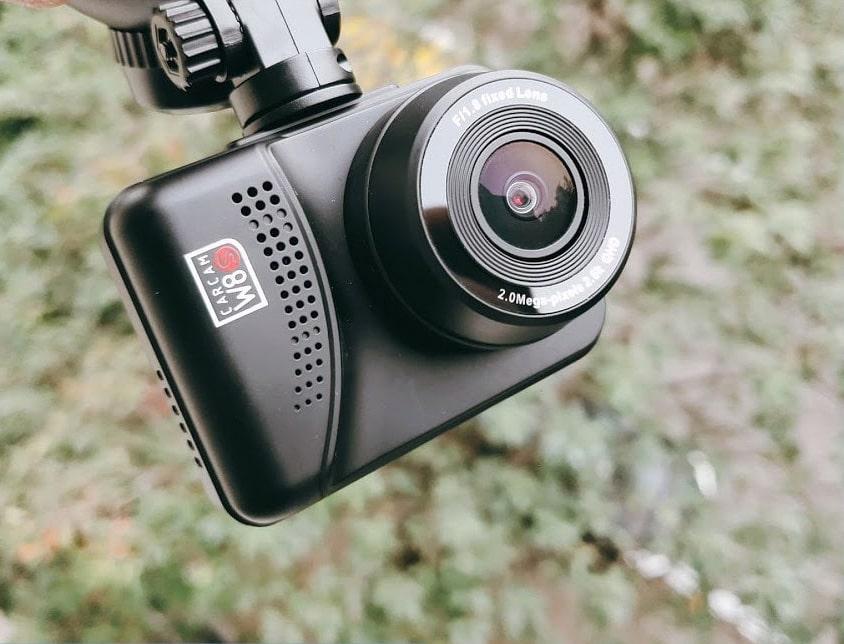 carcam w8s kết nối wifi gps