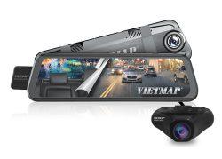 Camera hành trình Vietmap G39 màn hình 9.66 inch tràn viền