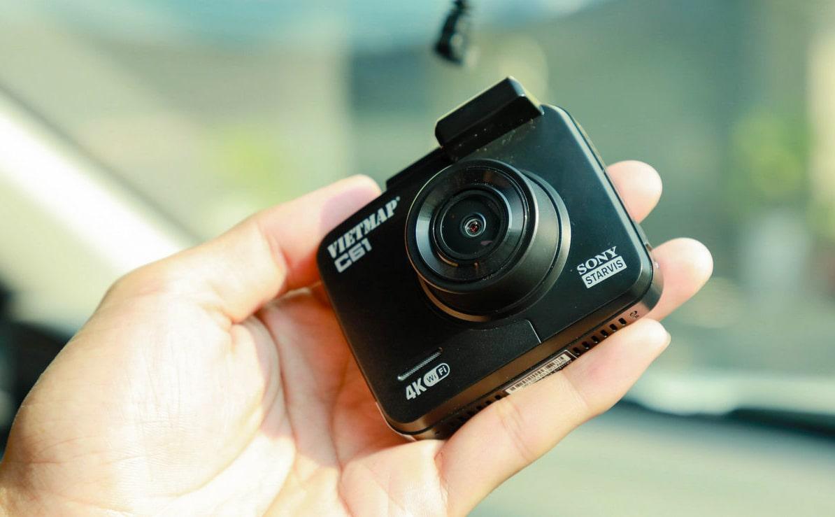 camera hành trình vietmap c61 - top 5 camera hành trình tốt nhất