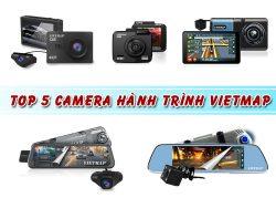 Chọn lọc Top 5 Camera hành trình Vietmap tốt nhất