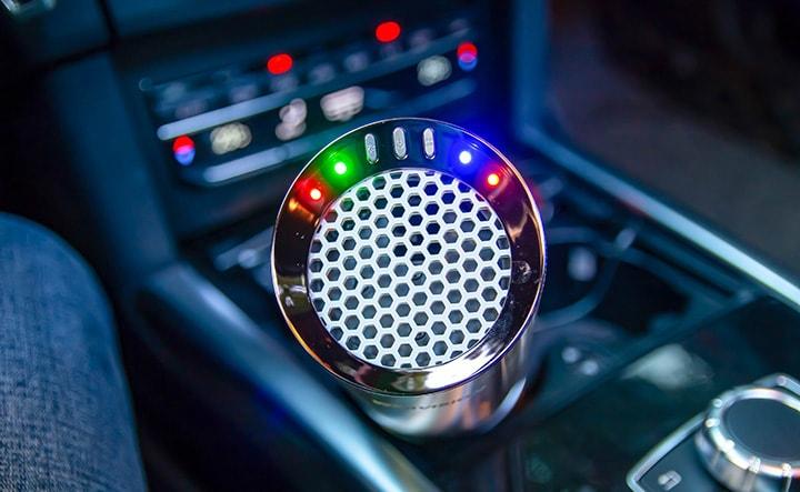lọc không khí trên ô tô - bảo vệ sức khỏe tốt hơn