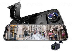 Camera hành trình Cacago G07X màn gương 10 inch