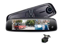 Camera hành trình Navicom M79 Plus 3 mắt, đa chức năng WIFI, GPS, 4G