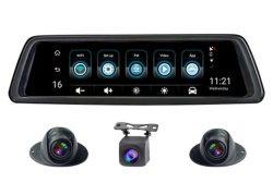 Camera hành trình Navicom V360 Quay 360 độ, đa chức năng Wifi, GPS, 4G