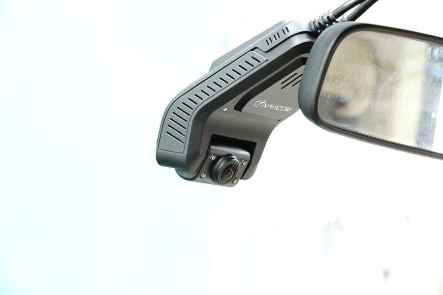 lắp đặt camera hành trình trực tuyến navicom j500s