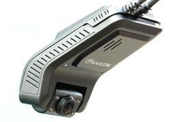 Camera hành trình trực tuyến Navicom J500S 2 mắt giám sát trước và trong xe
