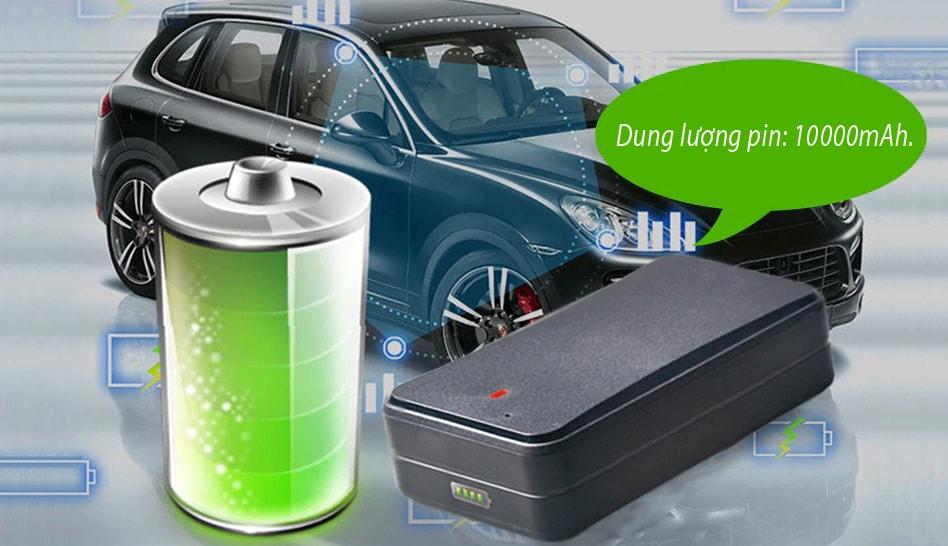 thiết bị định vị dùng pin cho xe ô tô, xe máy, quản lý hàng hóa, con người