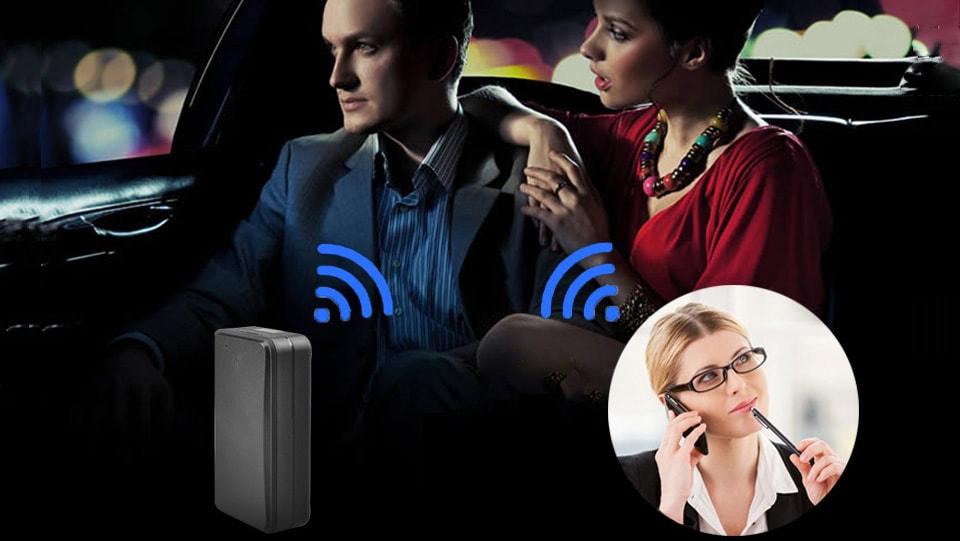 thiết bị định vị không dây nghe lén âm thanh hiệu quả at6