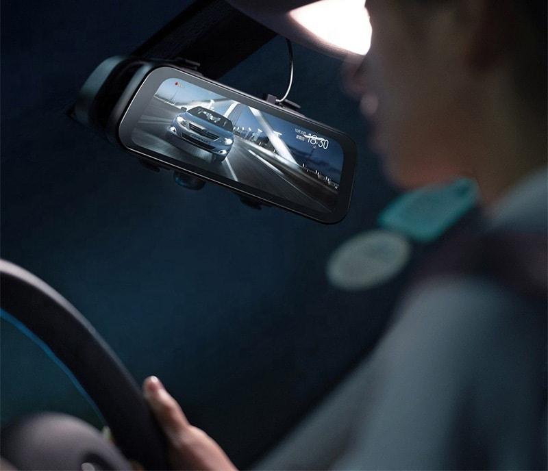 lắp đặt 70mai Rearview Dash Cam Wide chính hãng tại Thành Nam GPS