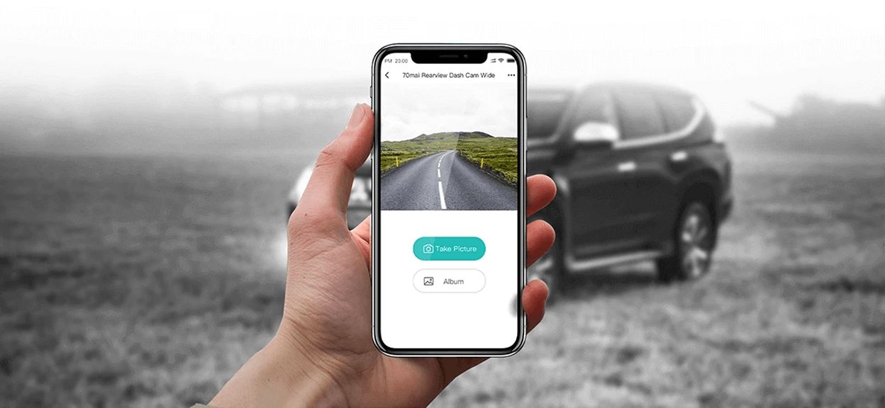 app 70mai dễ dàng tải trên HĐH Android và iOS