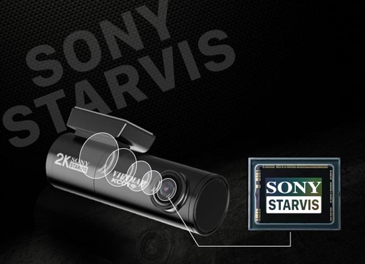 cảm biến hình ảnh cao cấp sony starvis có trên vietmap kc01