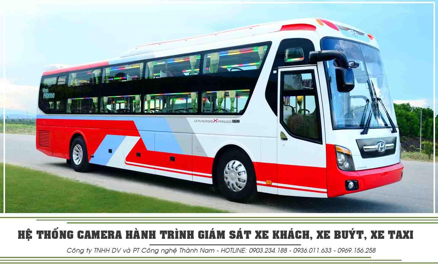 Hệ thống camera hành trình đầu ghi navicom htfs02 - giám sát xe khách, xe buýt, xe taxi