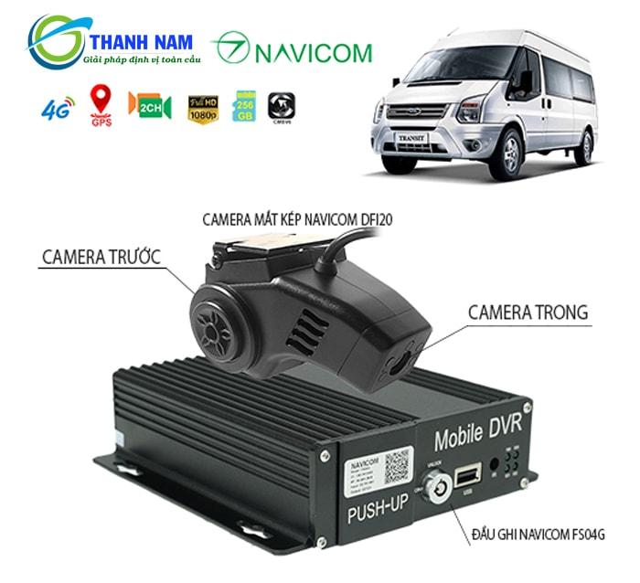 trọn bộ camera hành trình navicom htfs02 tại thành nam gps