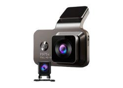 Camera hành trình HP F975X 2 mắt trước sau, WIFI, GPS