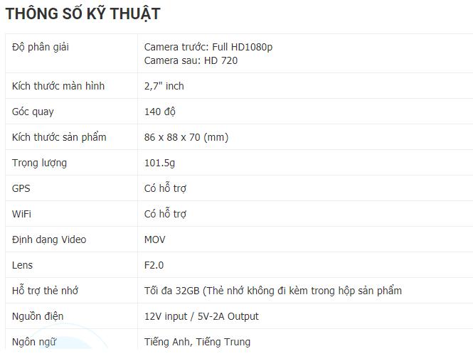 thông số kỹ thuật của hp f975x