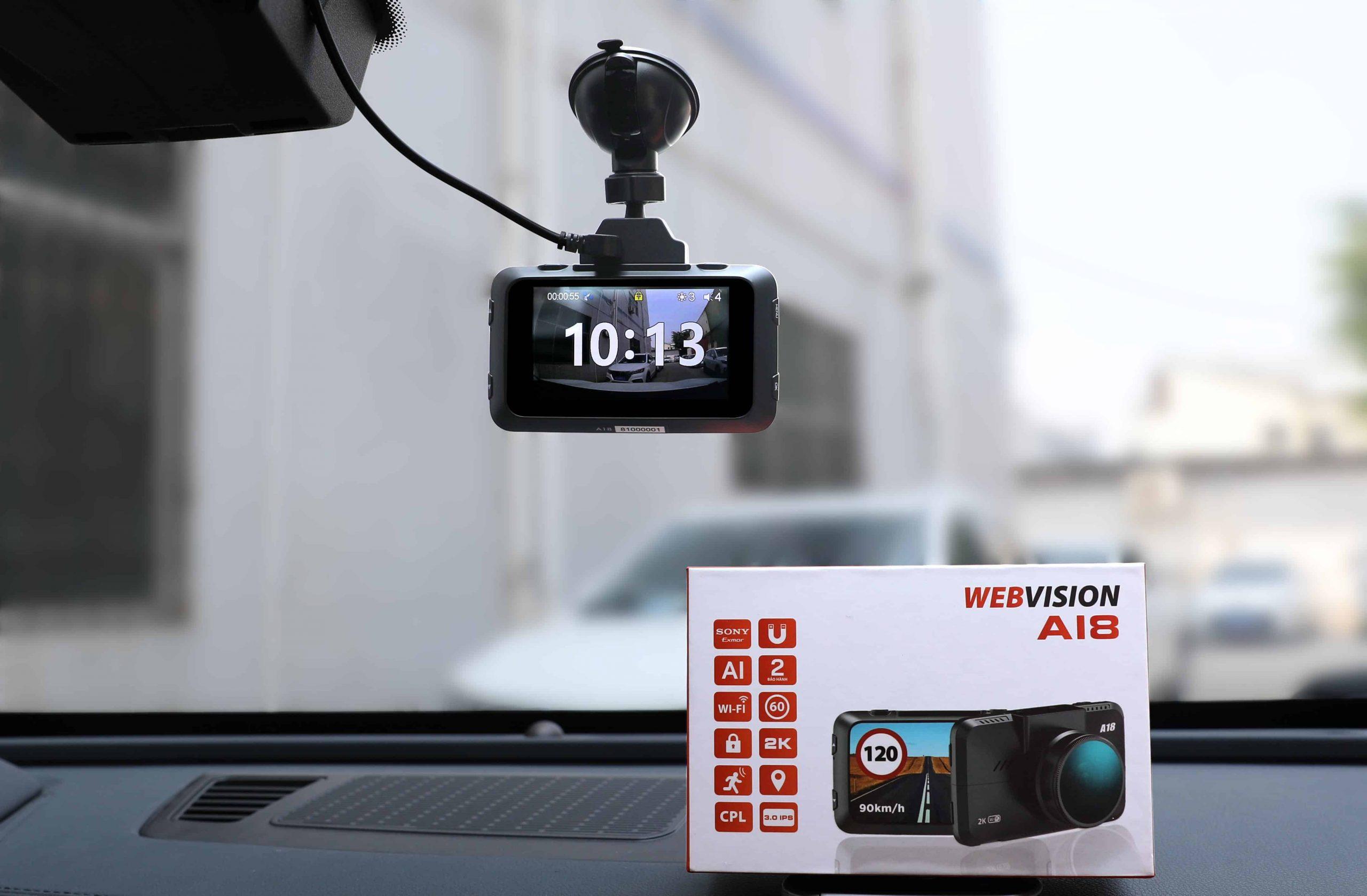 camera hành trình webvision a18 giá siêu tốt tại thành nam gps