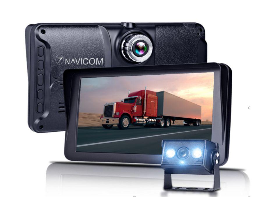 camera hành trình navicom gt7 dành cho xe tải