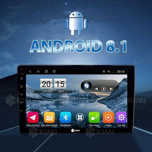 hoạt động trên hệ điều hành android 8.1