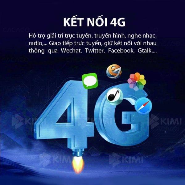 giải trí online, lướt web, nghe nhạc, xem phim trên màn hình kimi k1