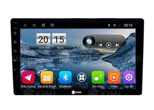 màn hình ô tô dvd android kimi k1