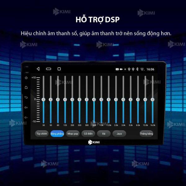 bộ xử lý tín hiệu âm thanh dsp giúp màn hình dvd có khả năng truyền tải âm thanh tốt hơn