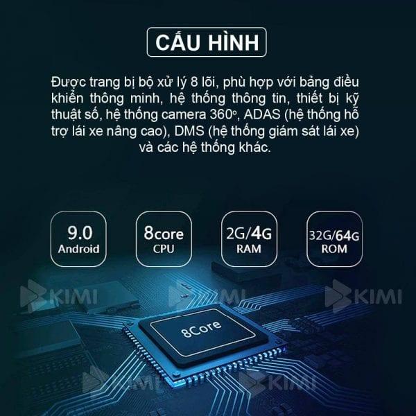 kimi k360 có cấu hình khủng hoạt động mượn mà, giải trí online đỉnh cao