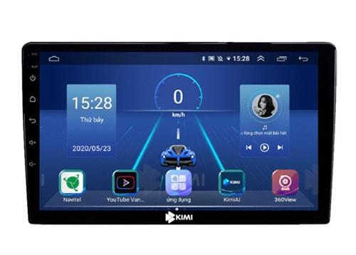 màn hình ô tô dvd android kimi k360