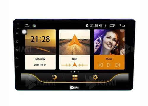 màn hình ô tô dvd android kimi k4