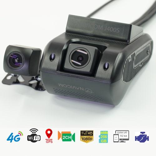 camera hành trình giám sát trực tuyến từ xa navicom j400s