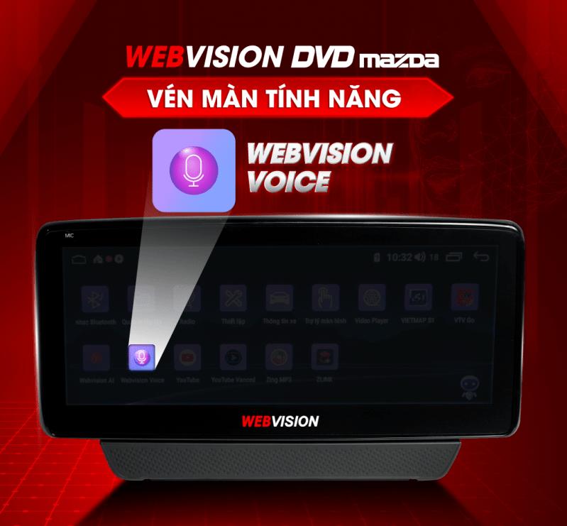màn hình dvd điều khiển giọng nói 2 lớp