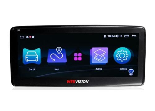 màn hình ô tô dvd webvision mazda cx5 hai hệ điều hành