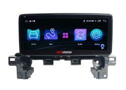 Màn hình ô tô DVD Webvision Mazda CX8 hai hệ điều hành