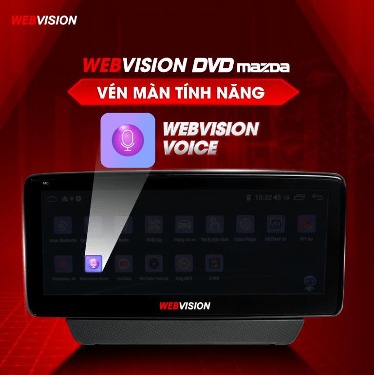 phần mềm điều khiển giọng nói 2 lớp webvision voice