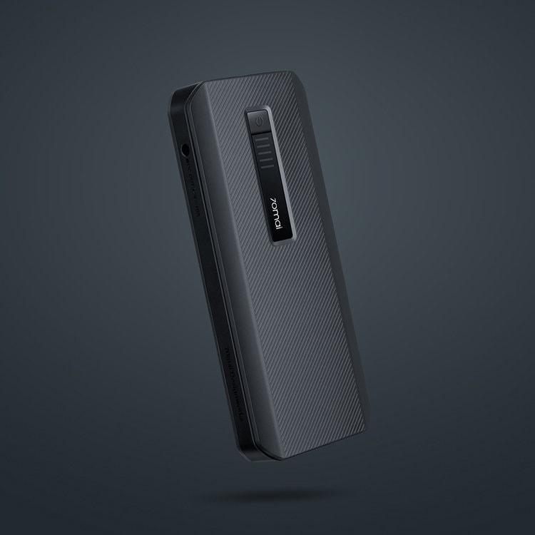 kích điện ắc quy ô tô, pin sạc dự phòng cho điện thoại 70mai