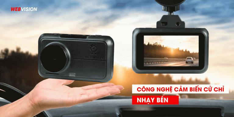 cảm biến cử chỉ giúp khóa - bảo vệ video, chụp hình khi cần