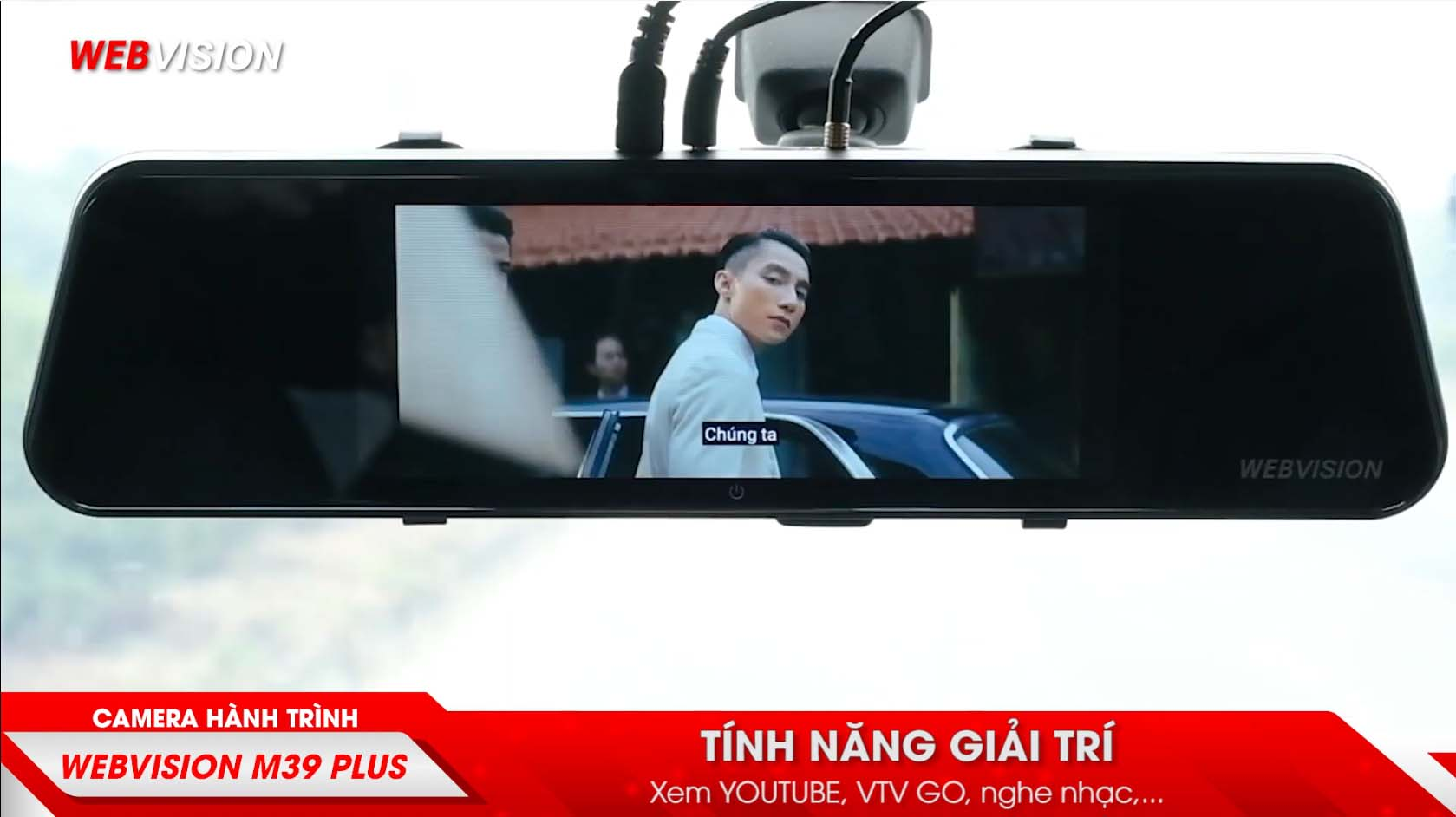 mua camera hành trình webvision chính hãng tại thành nam gps