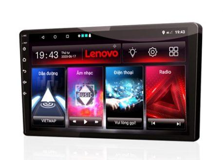 màn hình dvd android vietmap lenovo d1 pro 4g 64g